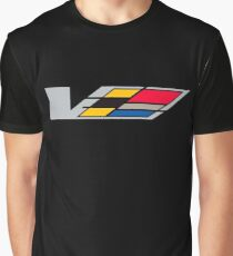Cadillac - Retro Graphic T-Shirt