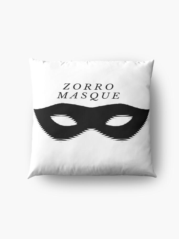 Alternate view of Zorro ™ design Floor Pillow