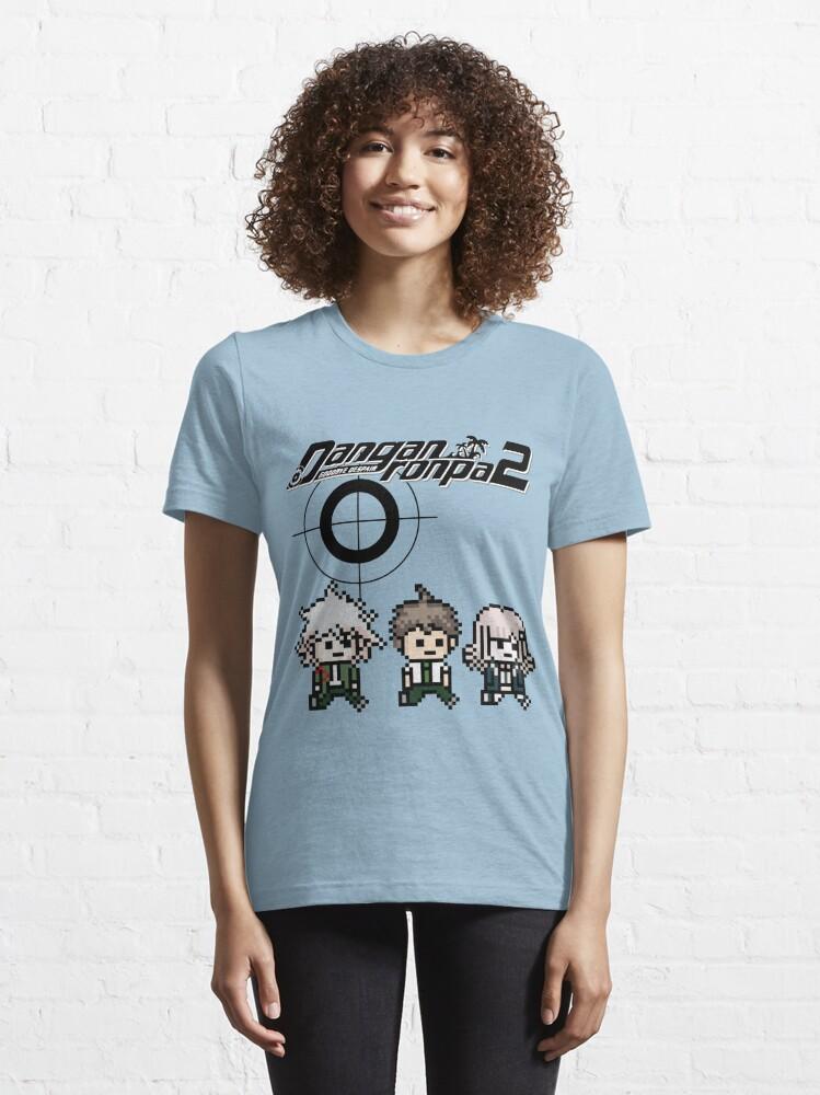 Alternate view of Danganronpa 2 Essential T-Shirt