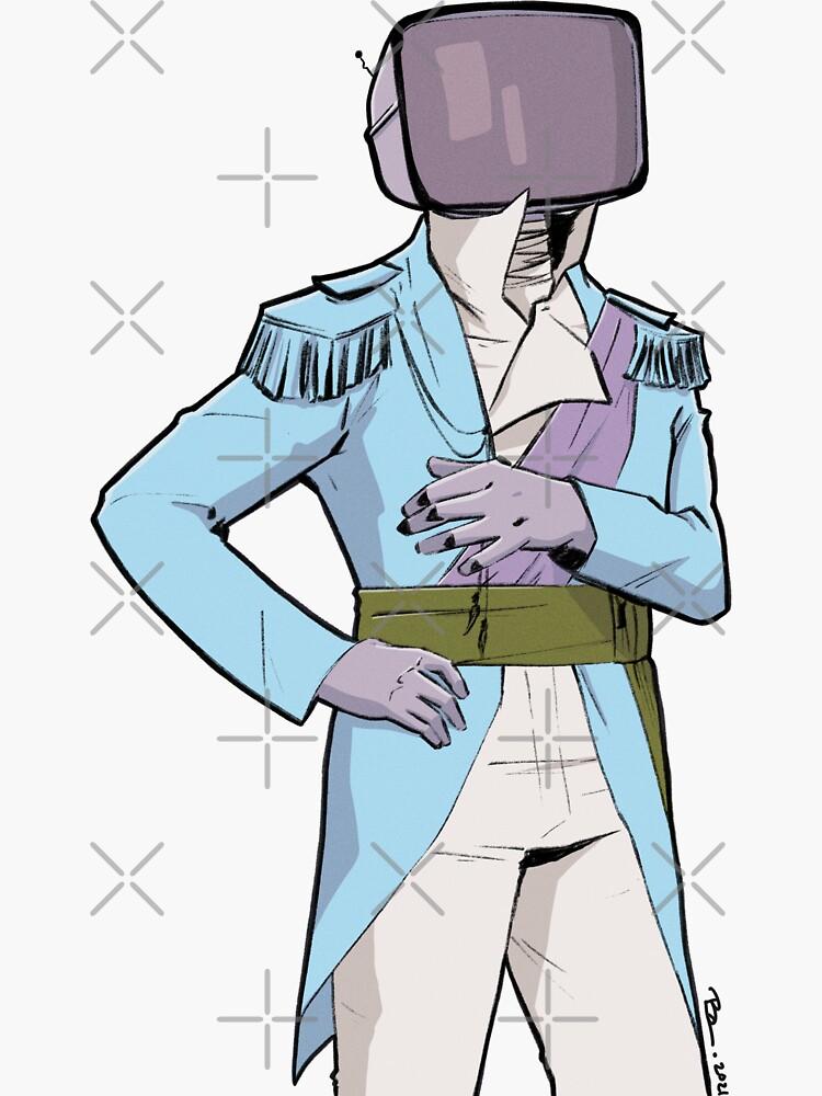 Saga Comic: Prince Robot by ArteBE