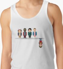 The Upside Down Tank Top