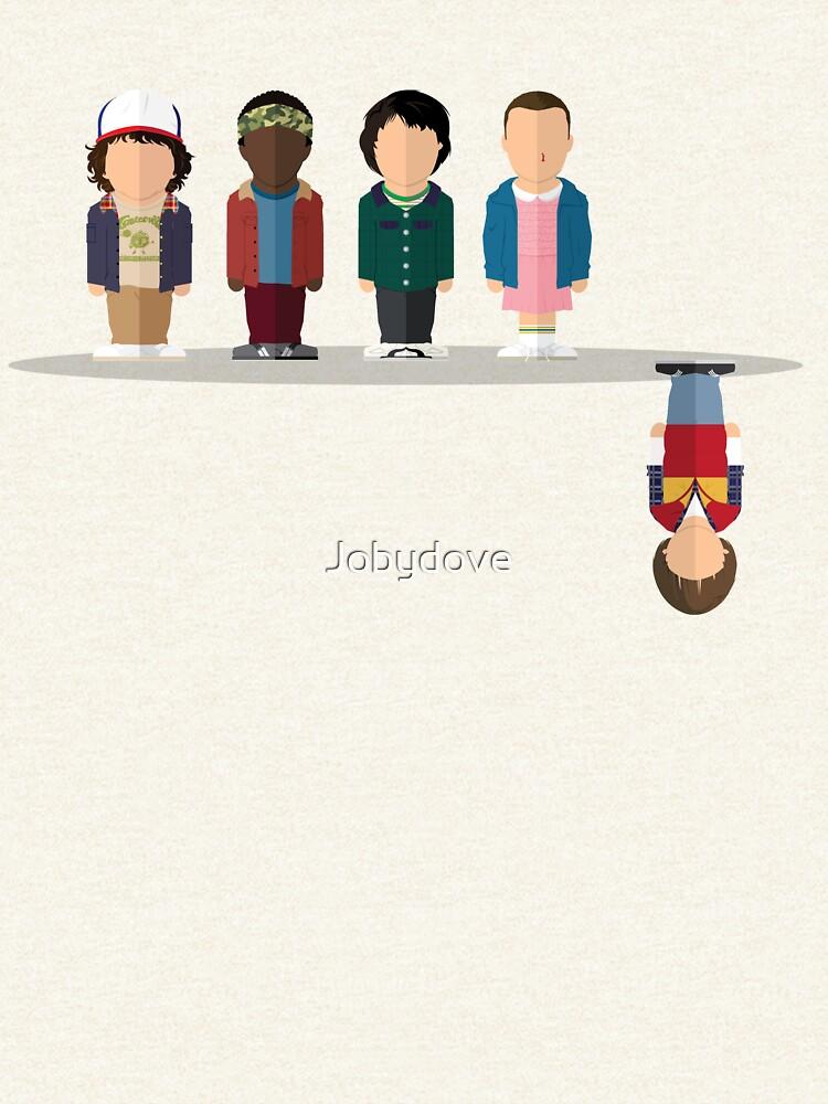 El revés de Jobydove