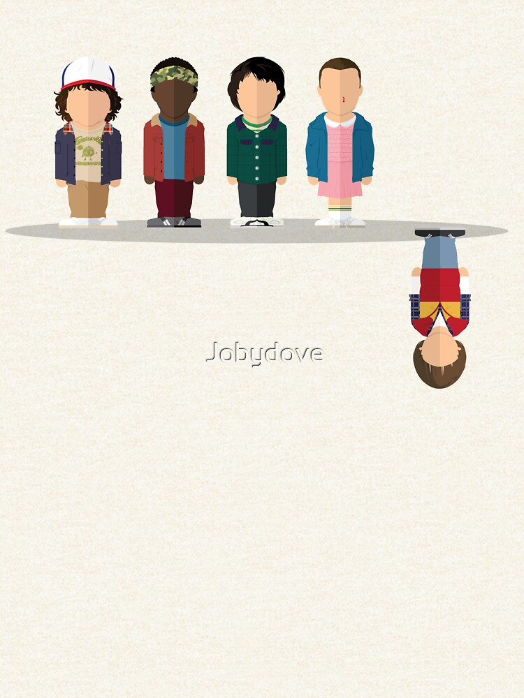 The Upside Down by Jobydove