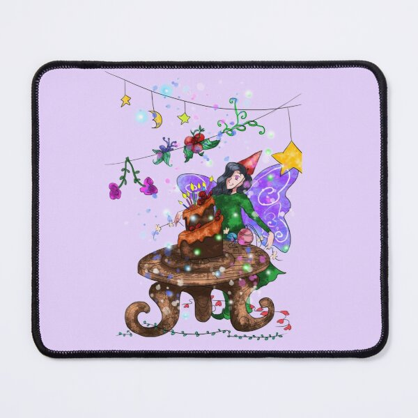 Parigold the Party Fairy™ Mouse Pad