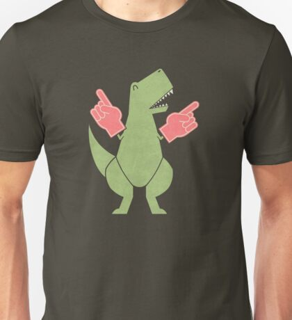 Yay! Big Hands! Unisex T-Shirt