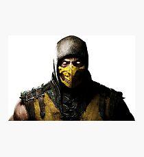 Mortal Kombat X - Scorpion Photographic Print