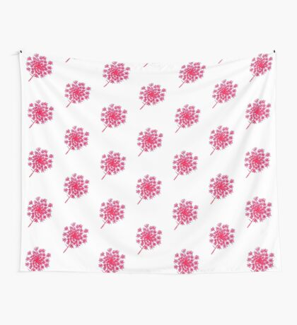 Wildflower Wall Tapestry