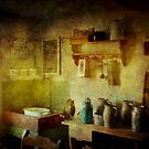 Grandma's Kitchen by Aira-Art