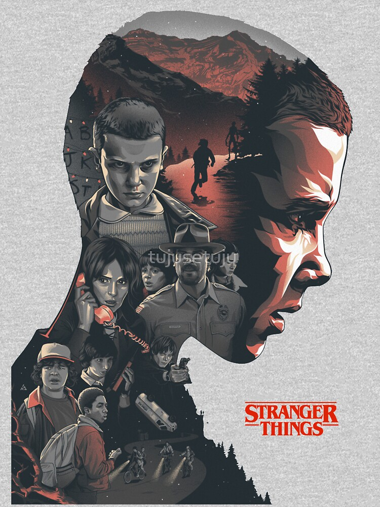 STRANGER THINGS | Unisex T-Shirt