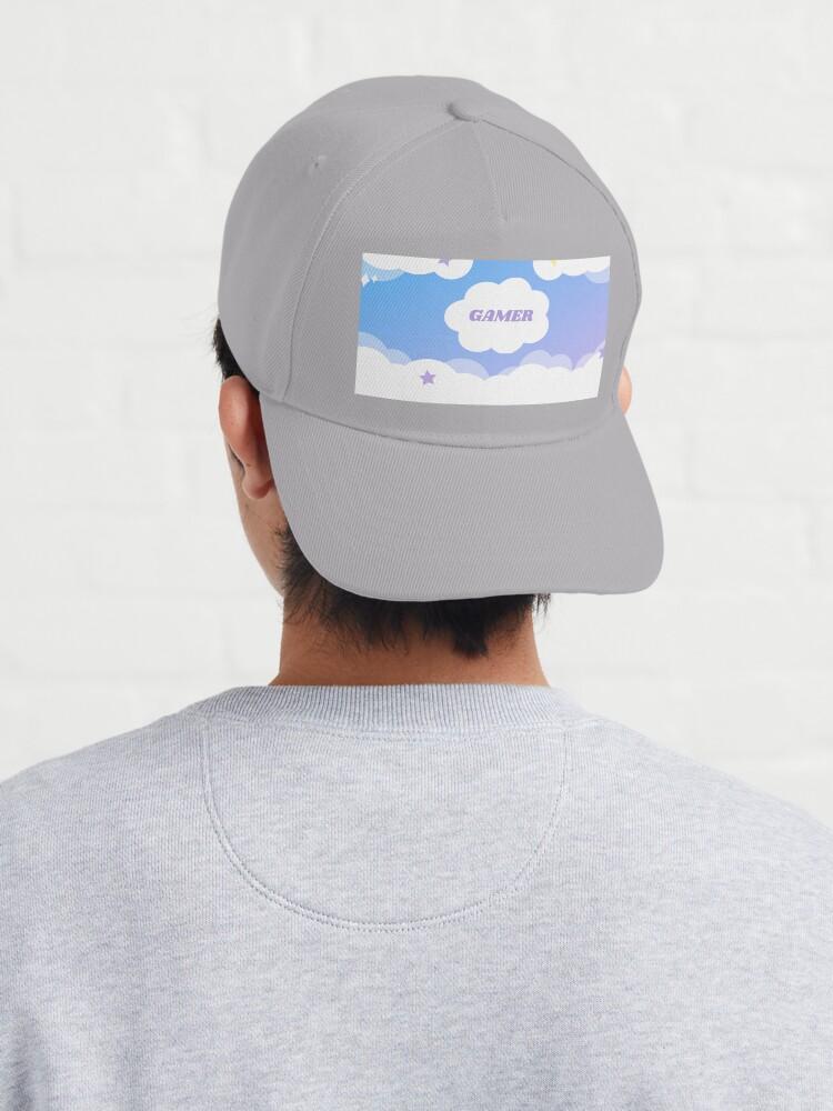 Alternate view of Gamer  Cap