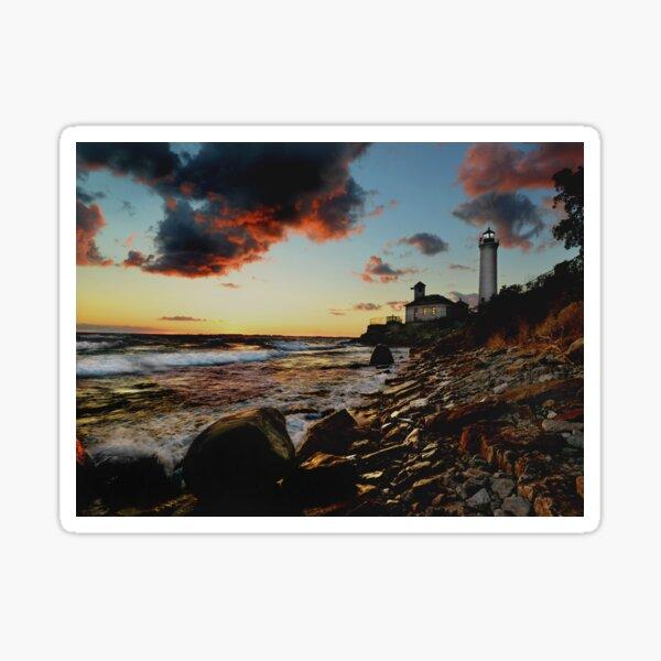 Sunset Series, Image II Sticker