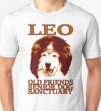 Leo - Old Friends Unisex T-Shirt