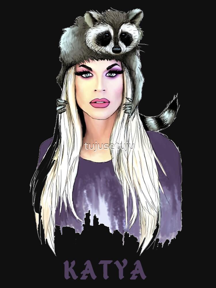 be49130a katya Zamolodchikova | Unisex T-Shirt · TShirtGifter Presents: Trixie Mattel