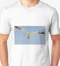 that's MY landing space! Gannet, Saltee Island, County Wexford, Ireland T-Shirt