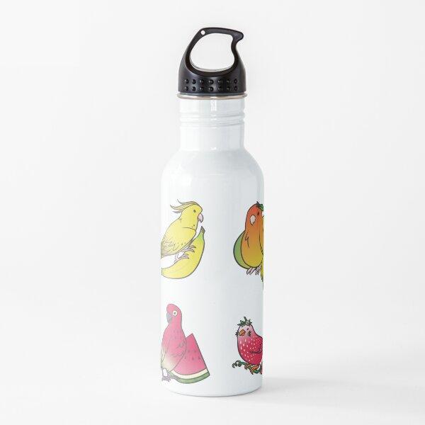 Fruit Birds Water Bottle