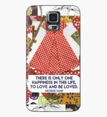 to love and to be loved ... Case/Skin for Samsung Galaxy