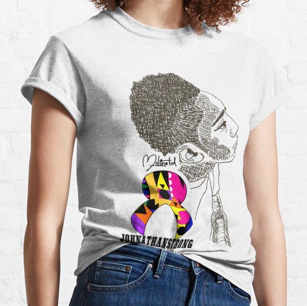 Melanated Melon-JOHNATHANSTRONG Classic T-Shirt