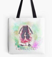 Namaste Ken Tote Bag