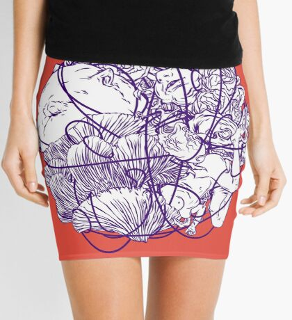 Stuff Mini Skirt