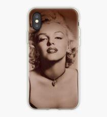 Norma Jeane Mortenson, aka Marilyn iPhone Case