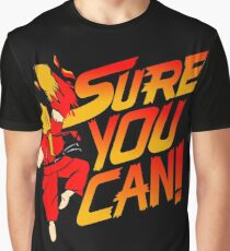 SURE YOU CAN! Graphic T-Shirt
