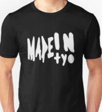 MADEINTYO WHT T-Shirt