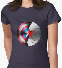 Buck Rogers Tailliertes T-Shirt