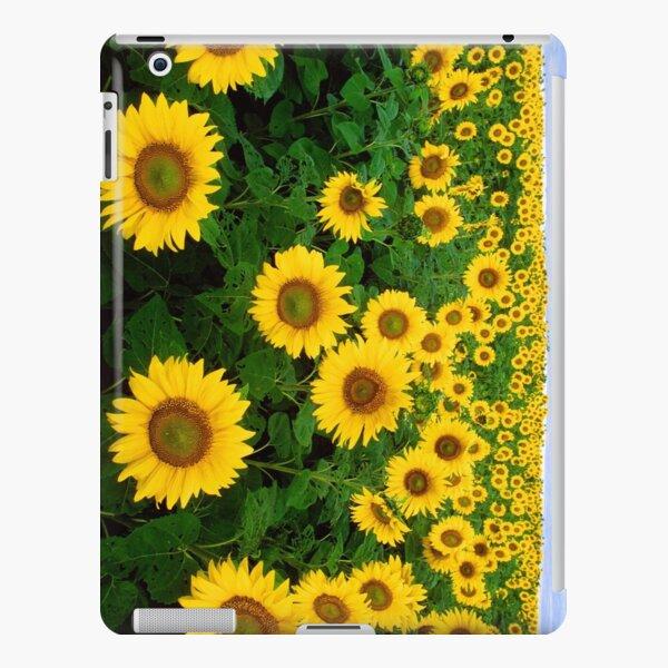 Field of Sunflowers iPad Snap Case