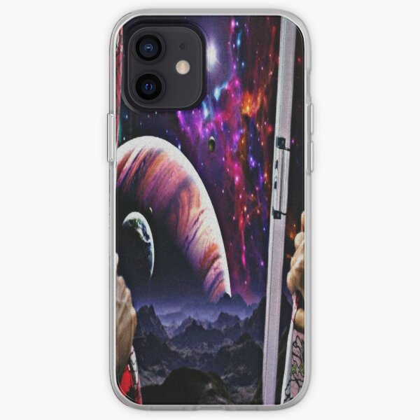 Window to the universe iPhone Soft Case