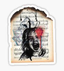 inner child Sticker