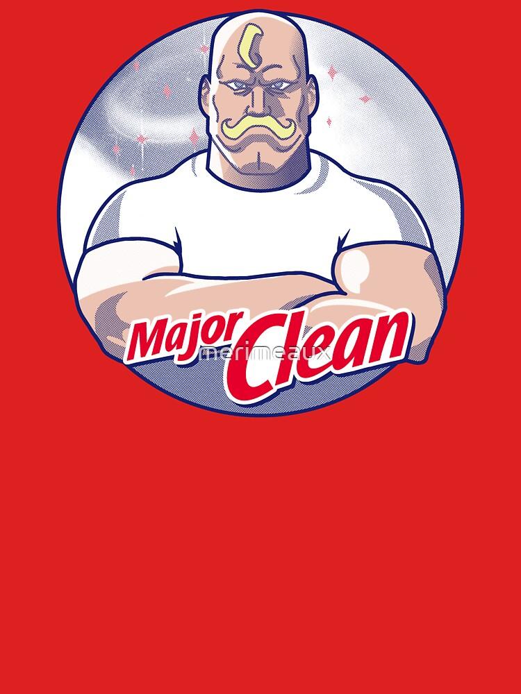 Major Clean by merimeaux