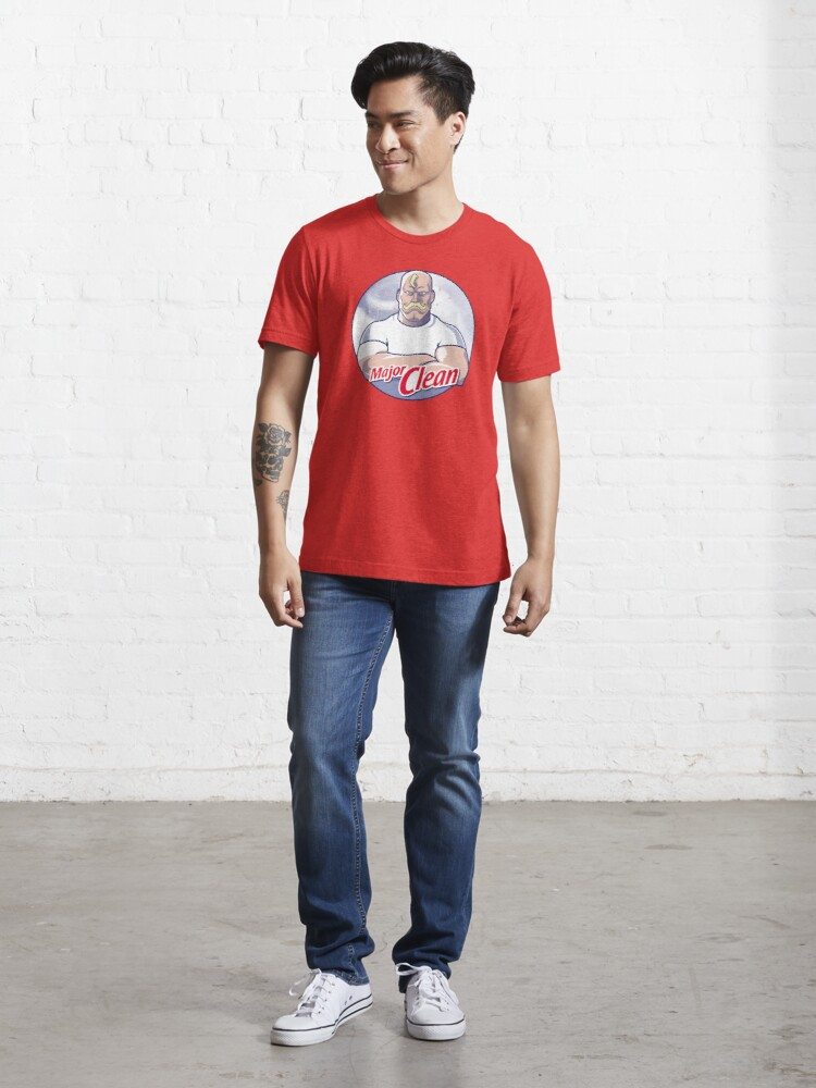 Alternate view of Major Clean Essential T-Shirt
