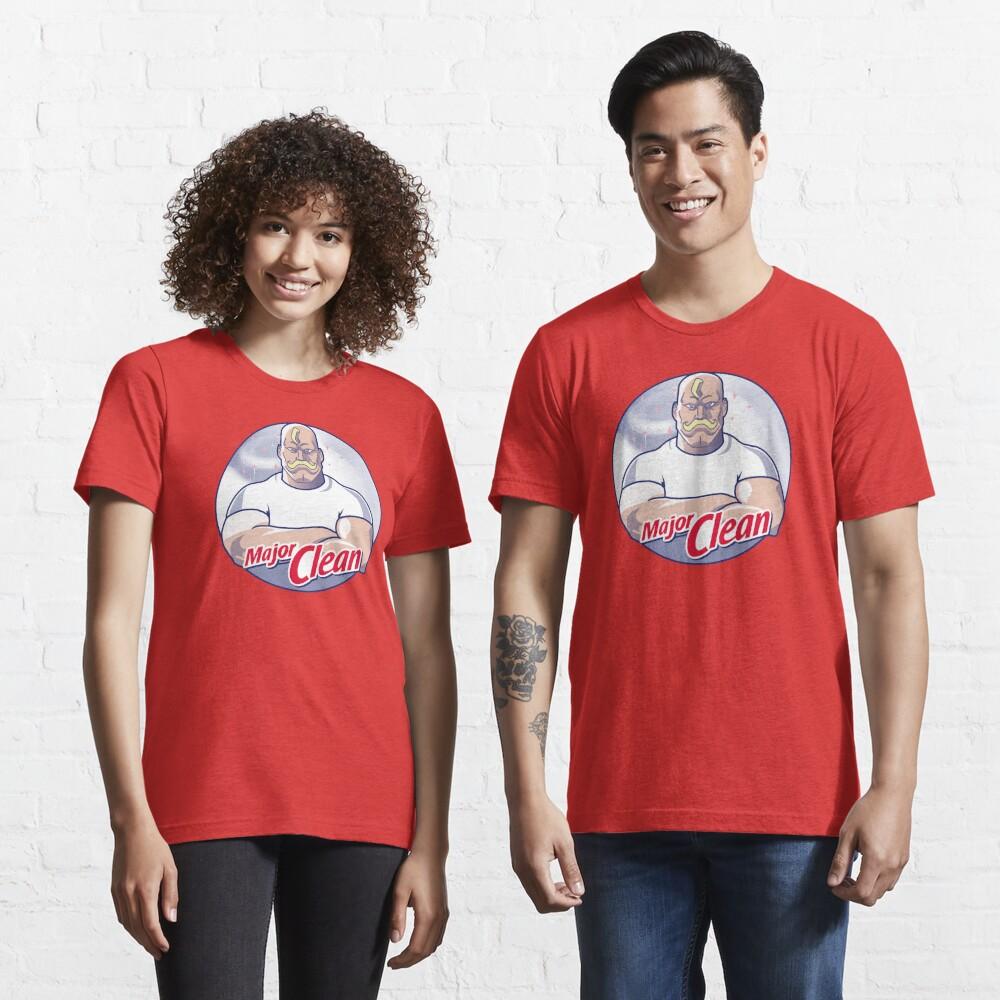 Major Clean Essential T-Shirt