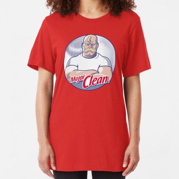 Major Clean Slim Fit T-Shirt