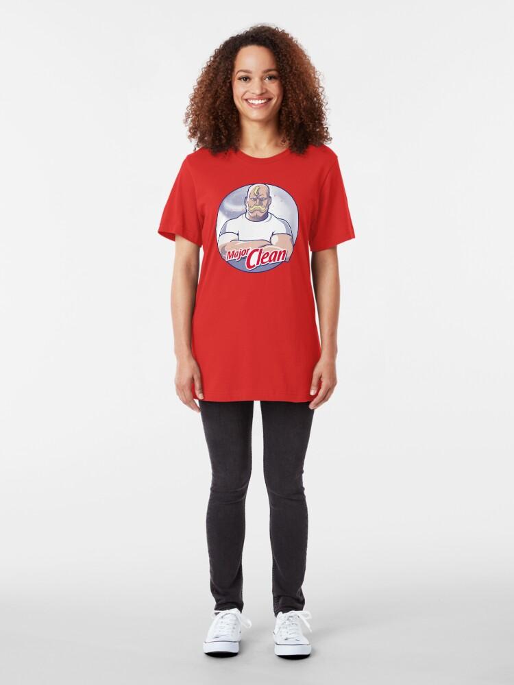 Alternate view of Major Clean Slim Fit T-Shirt