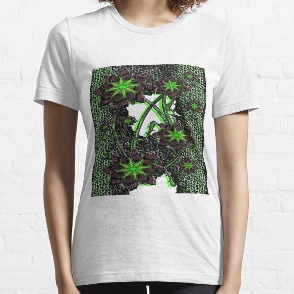 The Radioactive Floral Trellis #GiftOriginal  Essential T-Shirt