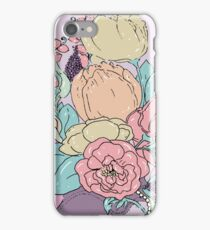 A Study In Rococo #5 iPhone Case/Skin