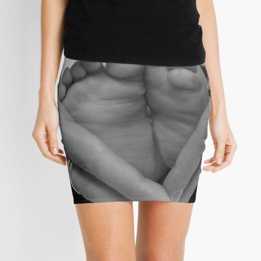 Au Cœur de Maman Mini Skirt