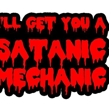 Satanic Mechanic - Rocky Horror Picture Show  by whimsicalmuse