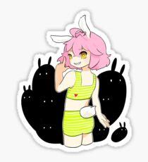 Rabbit Rule Sticker