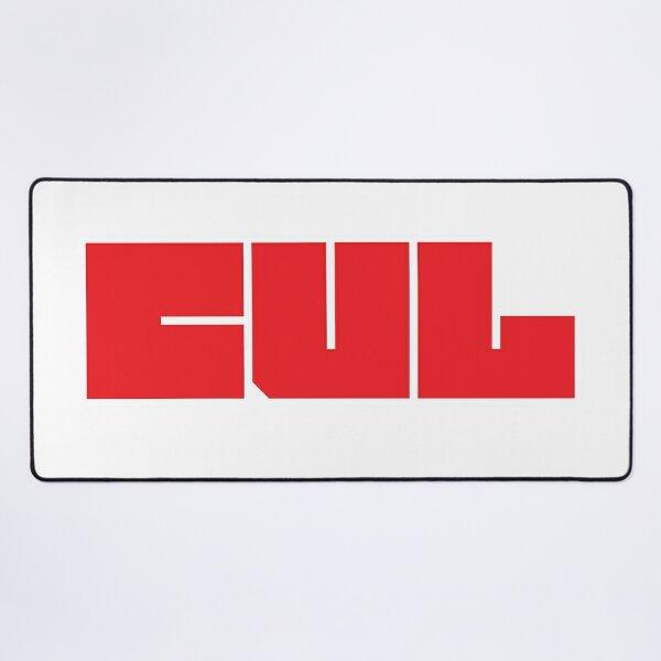 CUL (demandé par ivanooze) Desk Mat