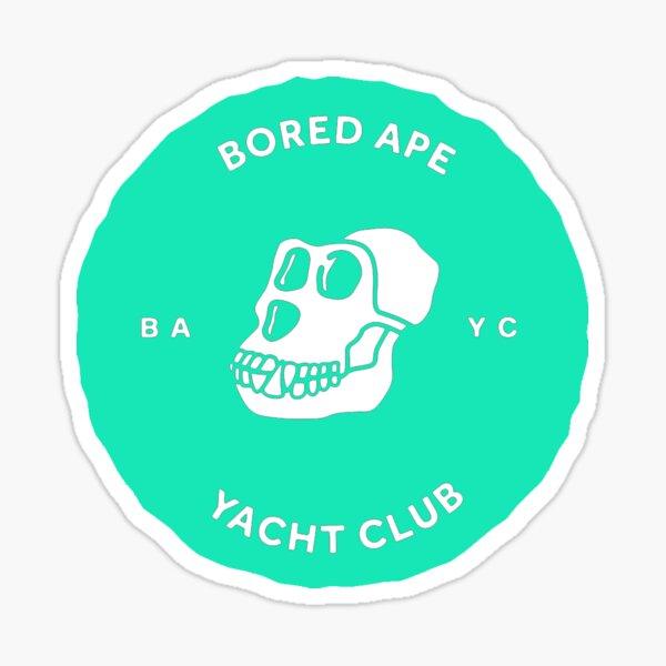 Bored Ape Yacht Club Sticker