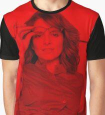 Tina Fey - Celebrity Graphic T-Shirt