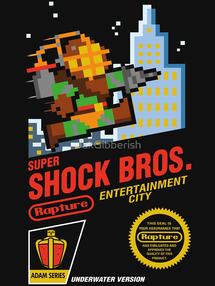 Super Shock Bros | Unisex T-Shirt