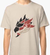Monster Hunter - Rathalos Head Classic T-Shirt