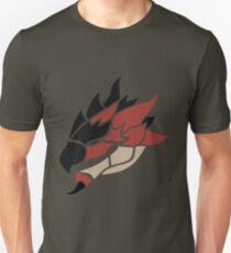 Monster Hunter - Rathalos Head Unisex T-Shirt