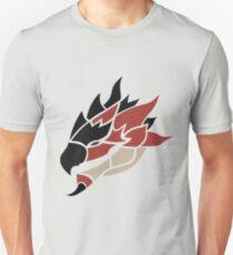 Monster Hunter - Rathalos Head T-Shirt