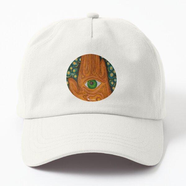 Hamsa Dad Hat