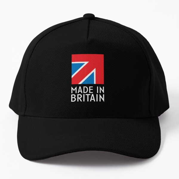 British Pride And Nationality | Patriotic | Being British | Love England Baseball Cap