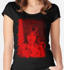 David Cassidy - Celebrity Women's Fitted Scoop T-Shirt